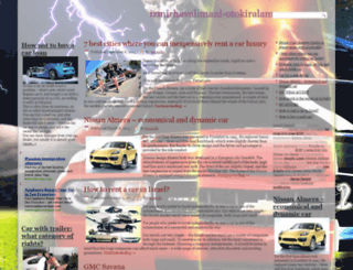 izmirhavalimani-otokiralama.org screenshot