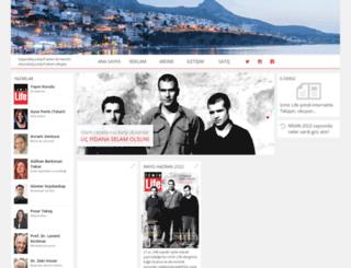 izmirlife.com.tr screenshot