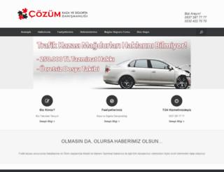 izmirtazminat.com screenshot