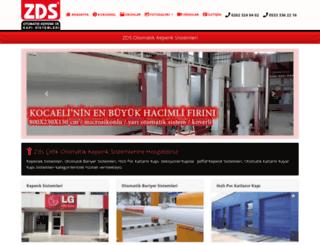 izmitotomatikkepenk.com screenshot