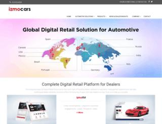 izmocars.com screenshot