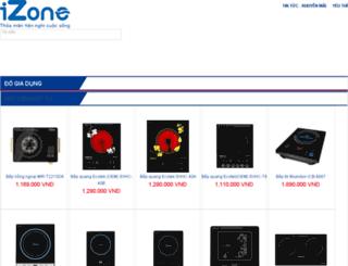 izone.net.vn screenshot