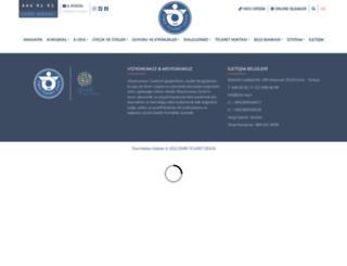 izto.org.tr screenshot