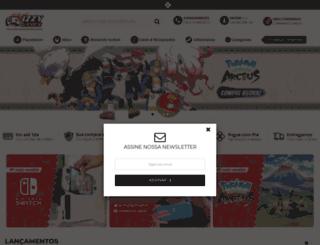 izzygames.com.br screenshot