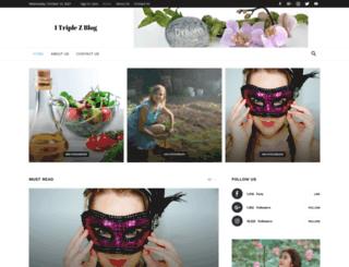 izzz.com.au screenshot