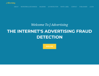 j-advertising.com screenshot