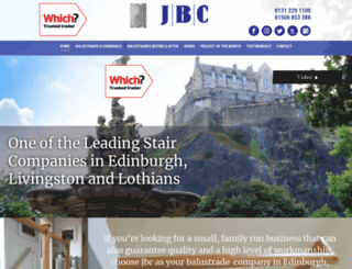 j-b-c.co.uk screenshot