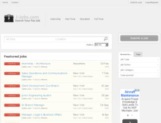 j-jobs.com screenshot