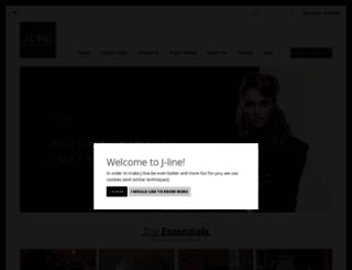 j-line.eu screenshot