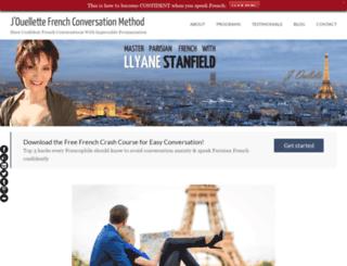 j-ouellette.com screenshot