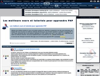 j-reaux.developpez.com screenshot