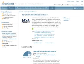 j2ee-loadbalancer.java.net screenshot