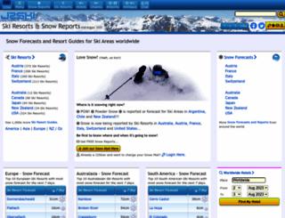 j2ski.com screenshot