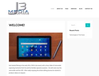 j3mediaproductions.com screenshot