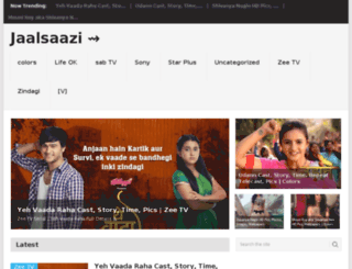 jaalsaazi.com screenshot