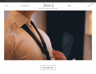 jaanj.com screenshot