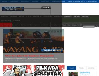 jabarlagi.com screenshot