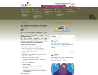 jabb.im screenshot