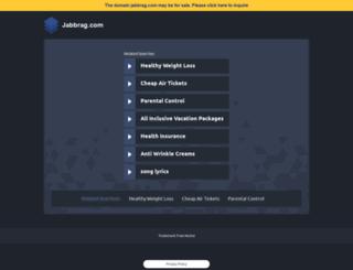 jabbrag.com screenshot