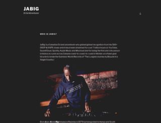 jabig.com screenshot