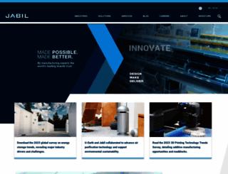 jabil.com screenshot