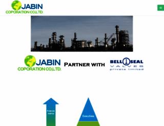 jabinncorp.com screenshot