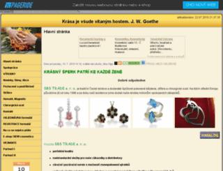 jabloneckesperky-cerna.wbs.cz screenshot
