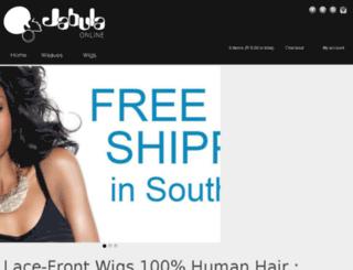 jabula-hair.myshopify.com screenshot