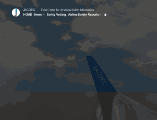 jacdec.de screenshot