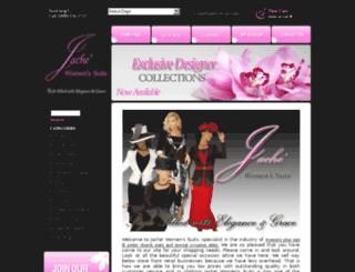 jachewomenssuits.com screenshot