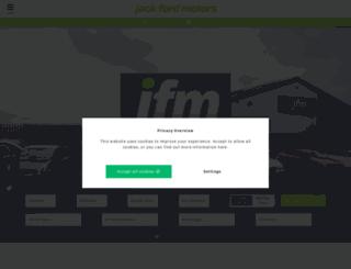 jack-ford.co.uk screenshot