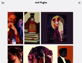 jack-hughes.com screenshot