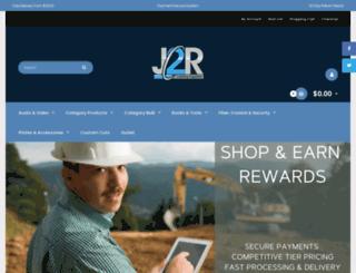 jack2rack.com screenshot