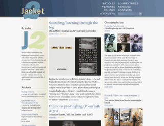 jacket2.org screenshot