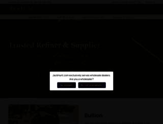 jackhunt.com screenshot