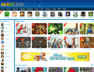 jackingame.com screenshot