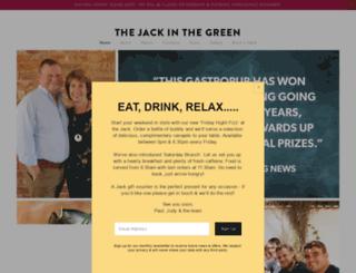 jackinthegreen.uk.com screenshot