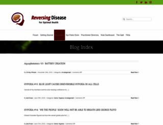 jackkruse.com screenshot