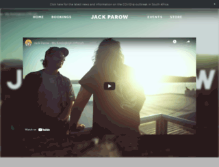 jackparow.com screenshot