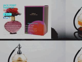 jackpointparfume.id.tc screenshot