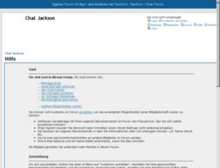 jackson.carookee.com screenshot
