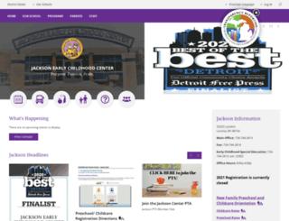 jackson.livoniapublicschools.org screenshot