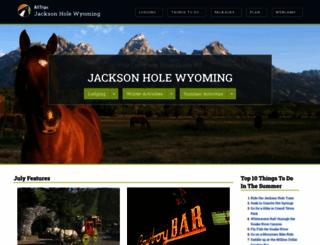 jacksonholenet.com screenshot