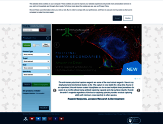 jacksonimmuno.com screenshot