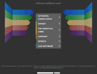 jacksonville.fortune-softtech.com screenshot