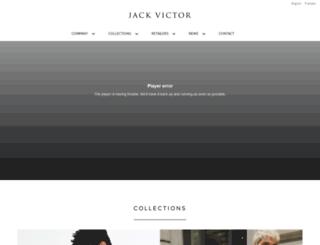 jackvictor.com screenshot