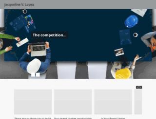jackylopez.com screenshot