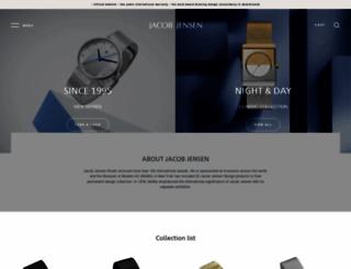 jacobjensen.nl screenshot
