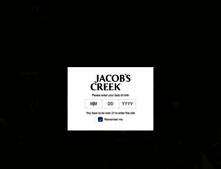 jacobscreek.co.uk screenshot