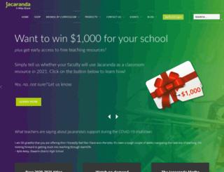 jaconline.com.au screenshot